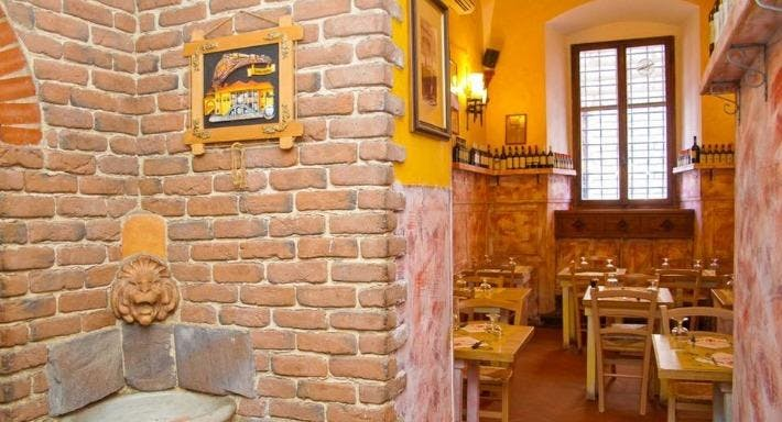 Osteria del Gatto e la Volpe Florence image 3