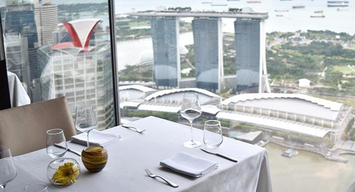 Stellar Restaurant at 1-Altitude (62nd Level)
