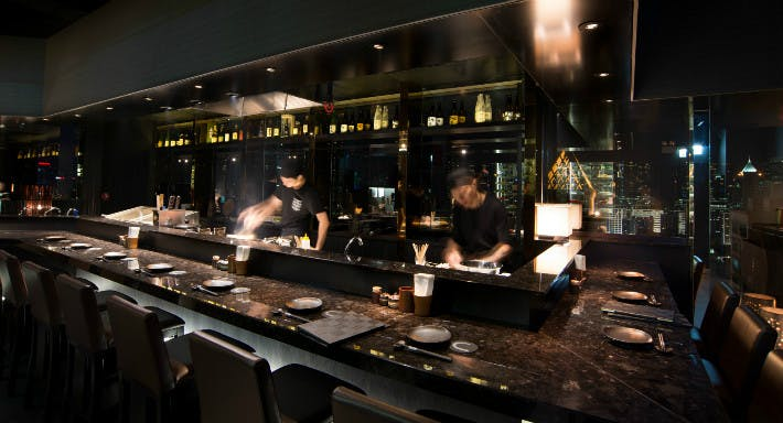 BON Japanese Yakitori Bar 梵日本焼鳥 Hong Kong image 5