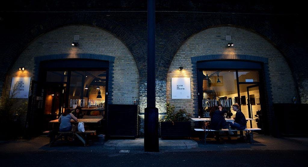 Buster Mantis London image 1