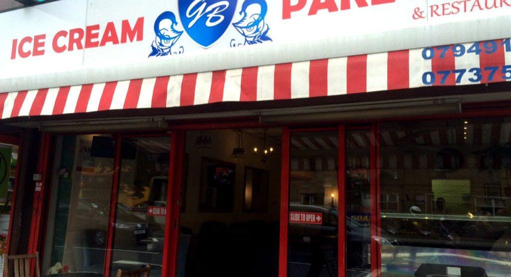 GB Ice Cream Parlour