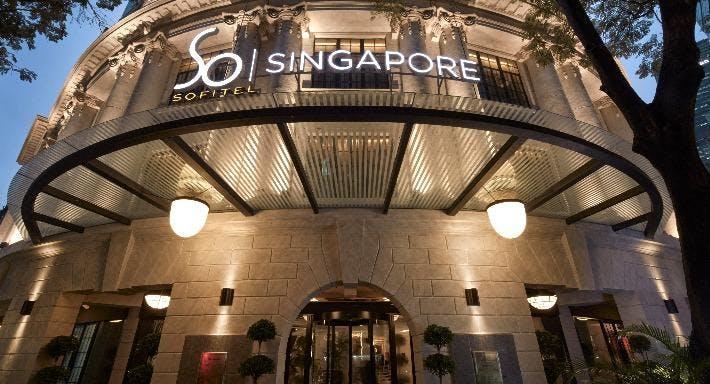 HI-SO Rooftop Pool Bar Singapore image 4