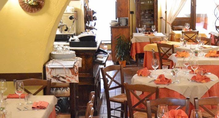 Osteria del Pesce Rosso Firenze image 2