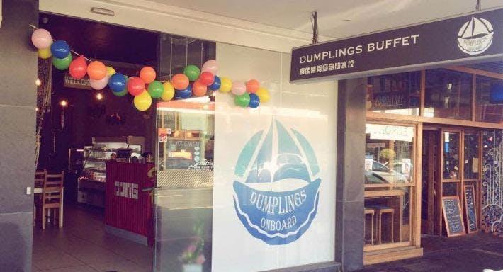 Dumplings Onboard
