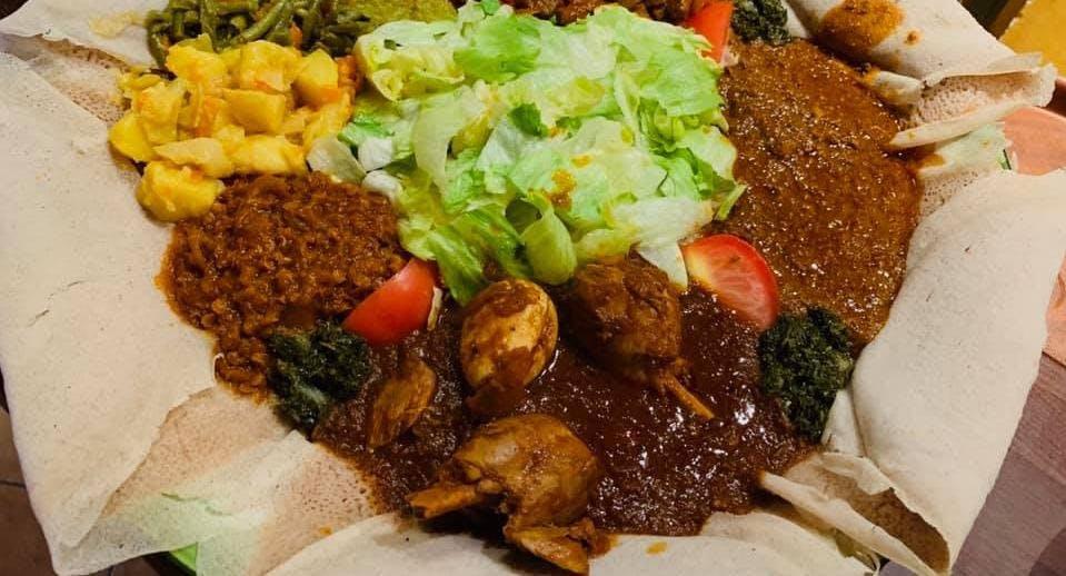 Äthiopisches Restaurant Lalibela Frankfurt image 1