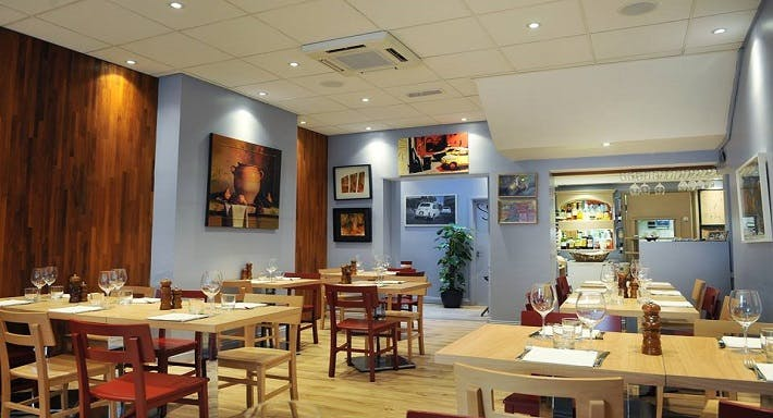 500 Italian Restaurant Lontoo image 3
