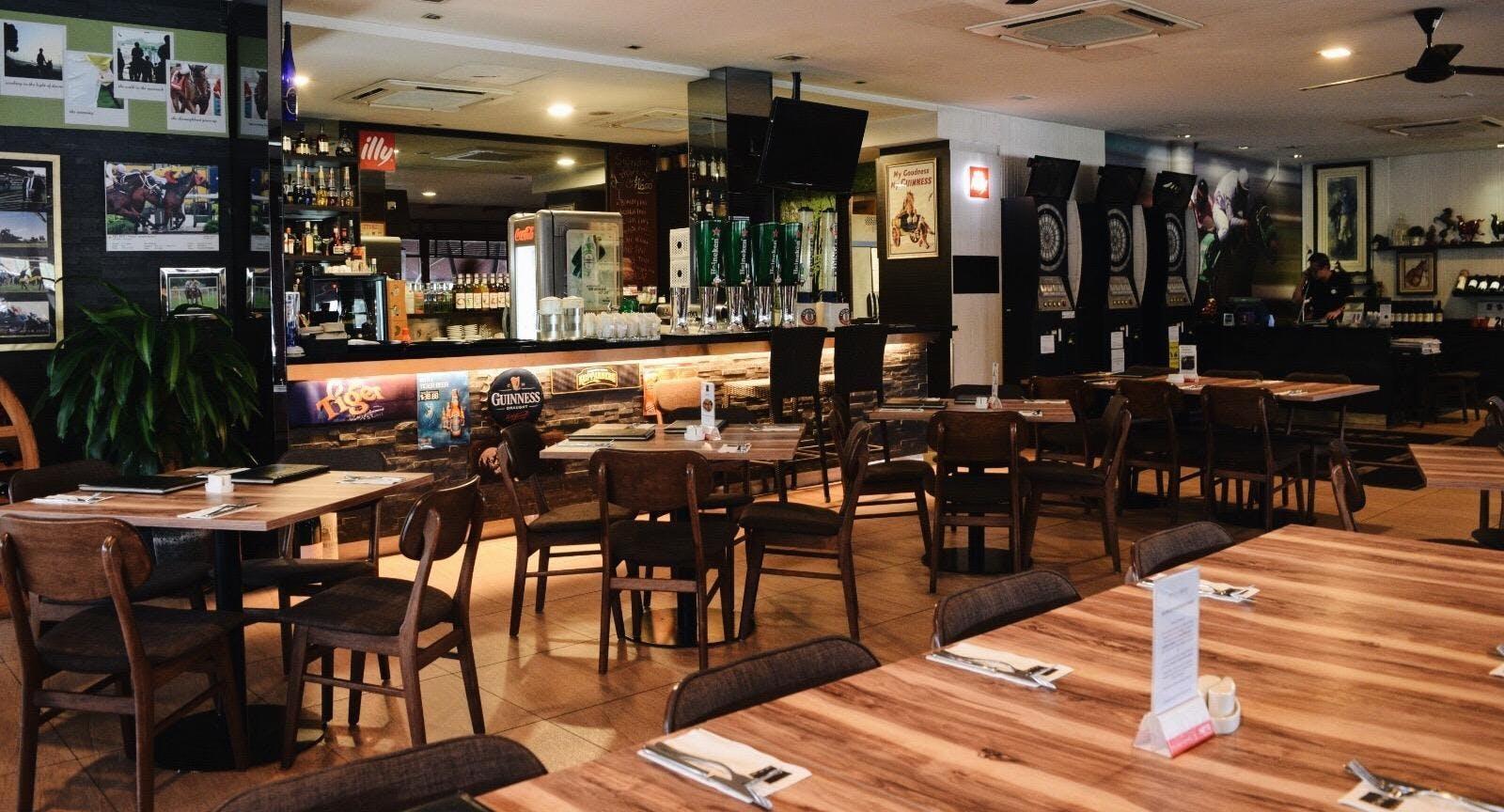 Cheval Cafe Bar Bistro Singapore image 2