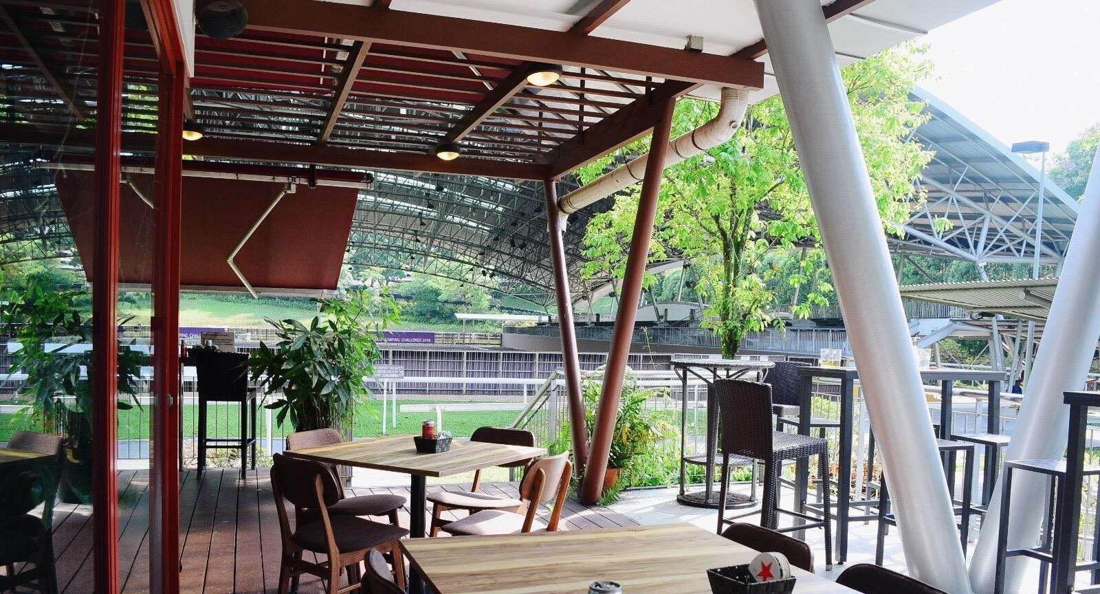 Cheval Cafe Bar Bistro Singapore image 1