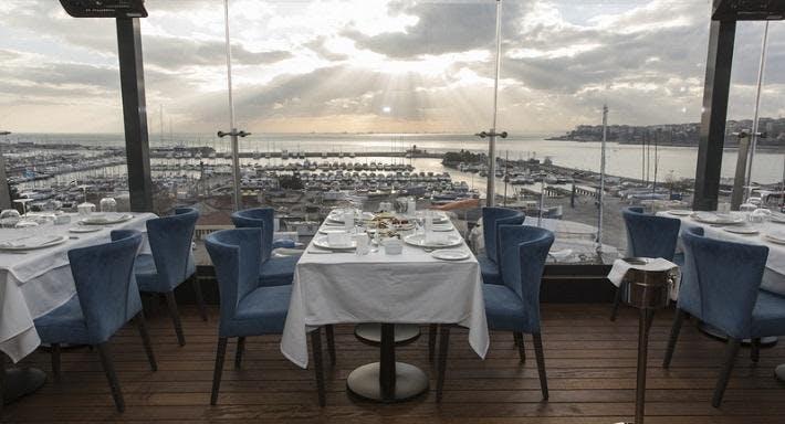Ouzo Roof Restaurant Istanbul image 1