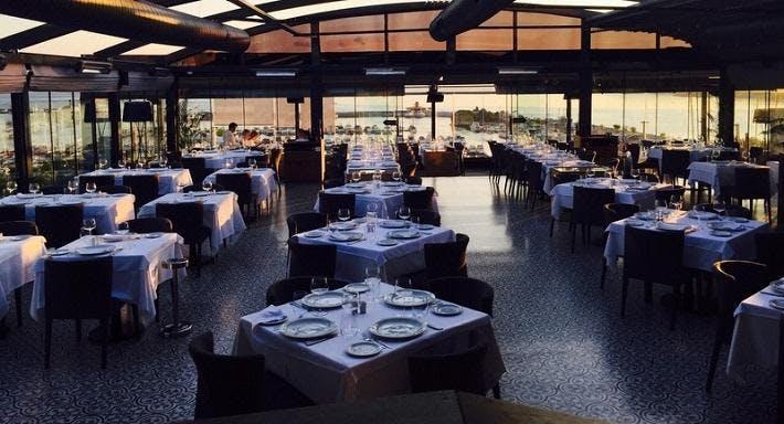 Ouzo Roof Restaurant Istanbul image 2