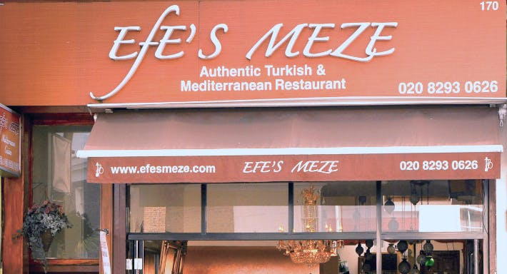 Efes Meze London image 3