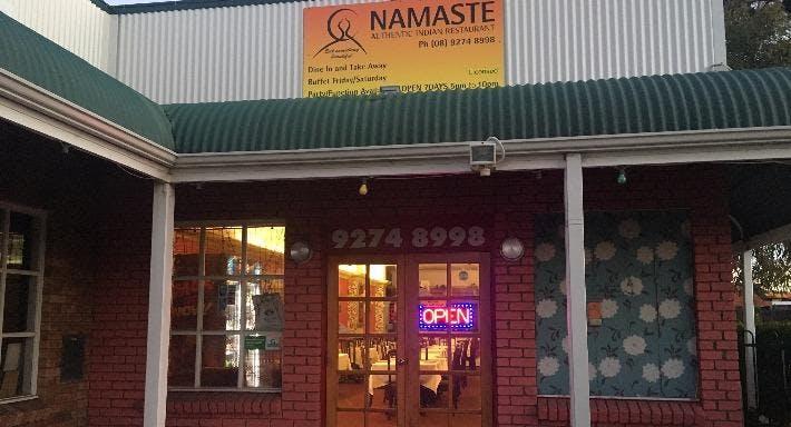 Namaste Authentic Indian Restaurant