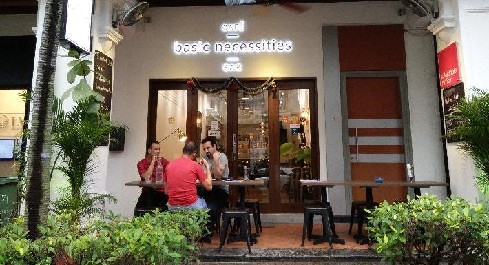 Basic Necessities Cafe & Bar Singapore image 2