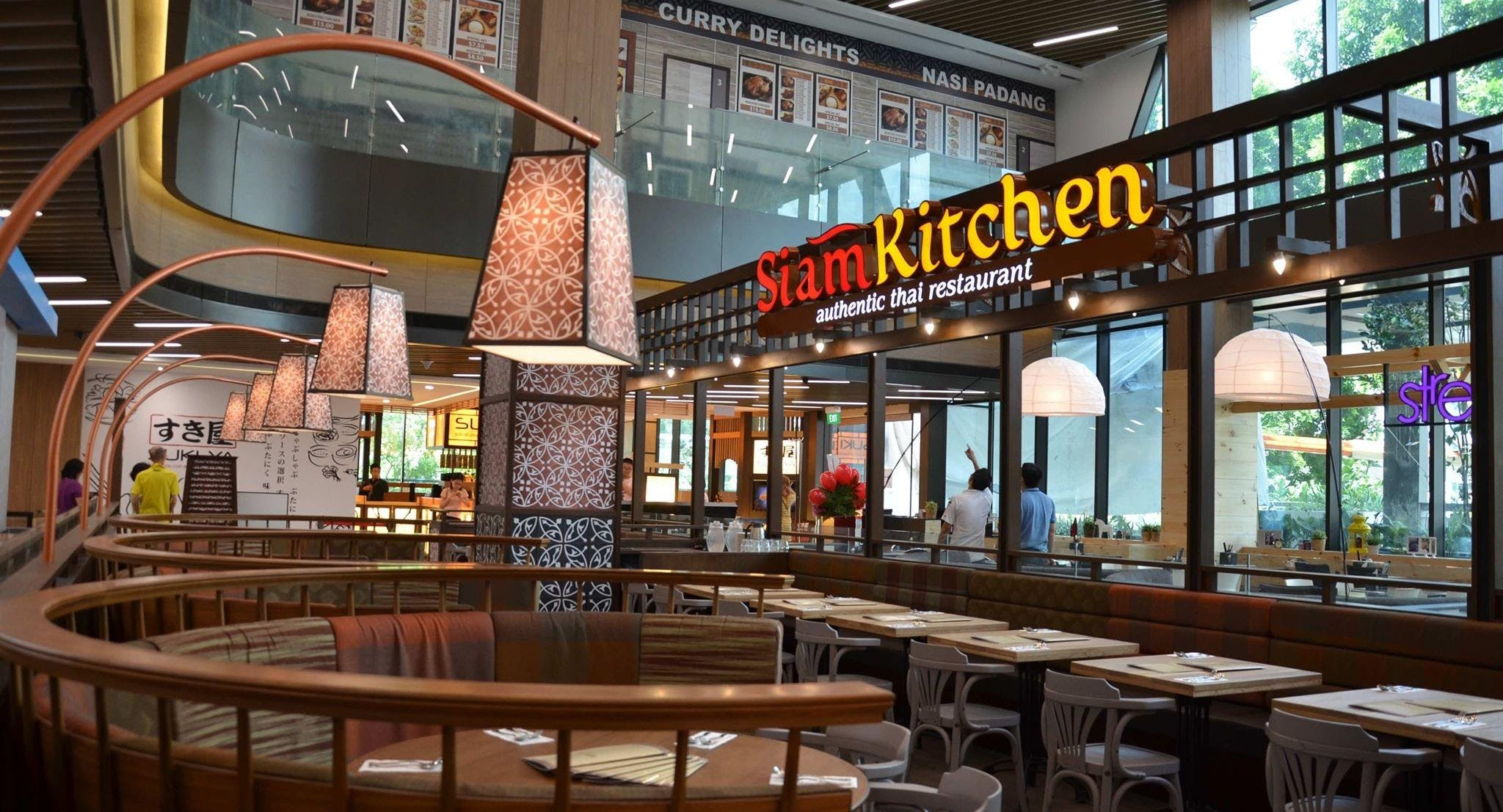 Siam Kitchen – Lot 1 Shoppers' Mall