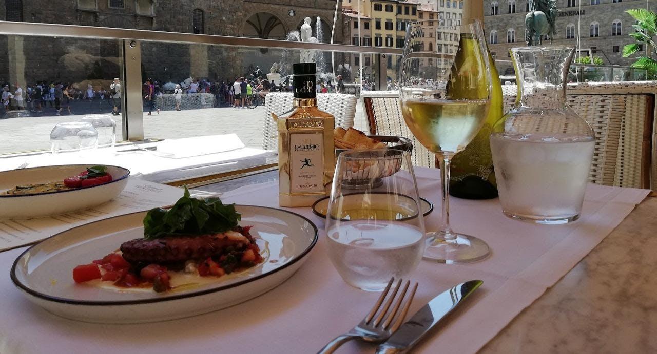 Dei Frescobaldi Ristorante & Wine Bar