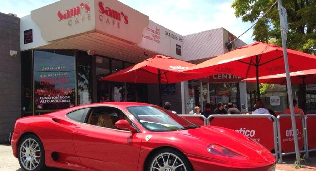 Sam's Cafe Melbourne image 1