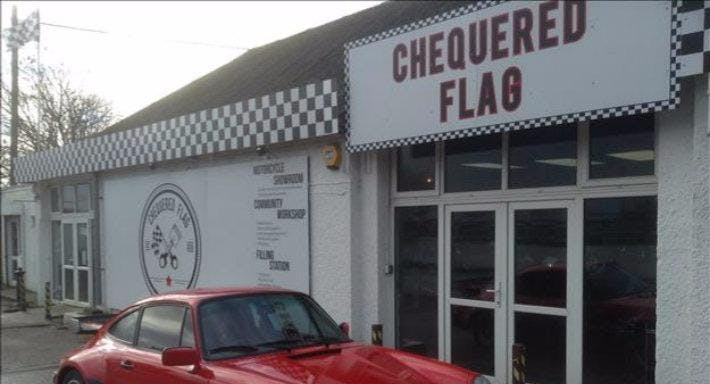 Chequered Flag Cafe