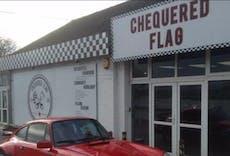 Restaurant Chequered Flag Cafe in Liskeard, Liskeard
