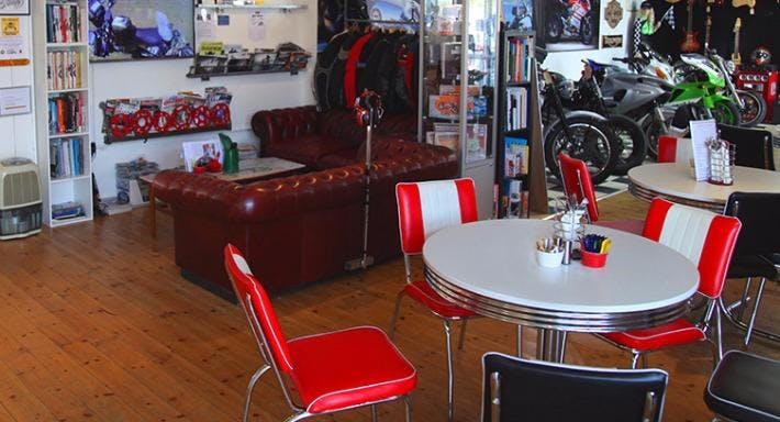 Chequered Flag Cafe Liskeard image 1