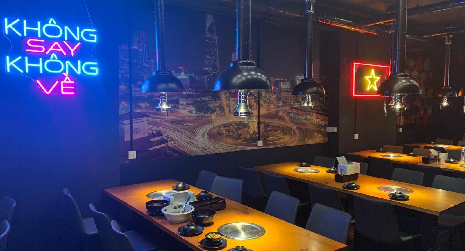 Photo of restaurant Khoi Grill & Hotpot in Farrer Park, Singapore