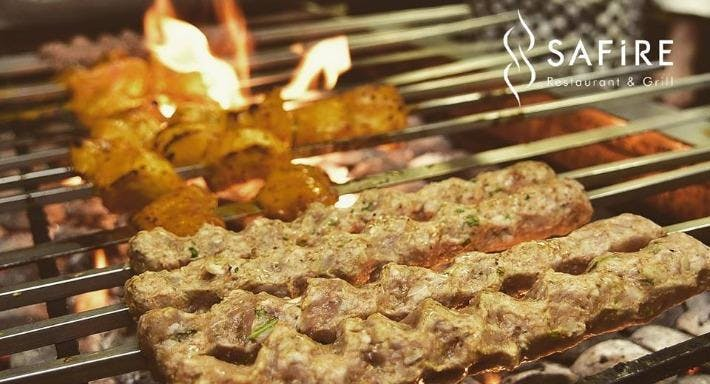 Safire Restaurant & Grill Manchester image 2