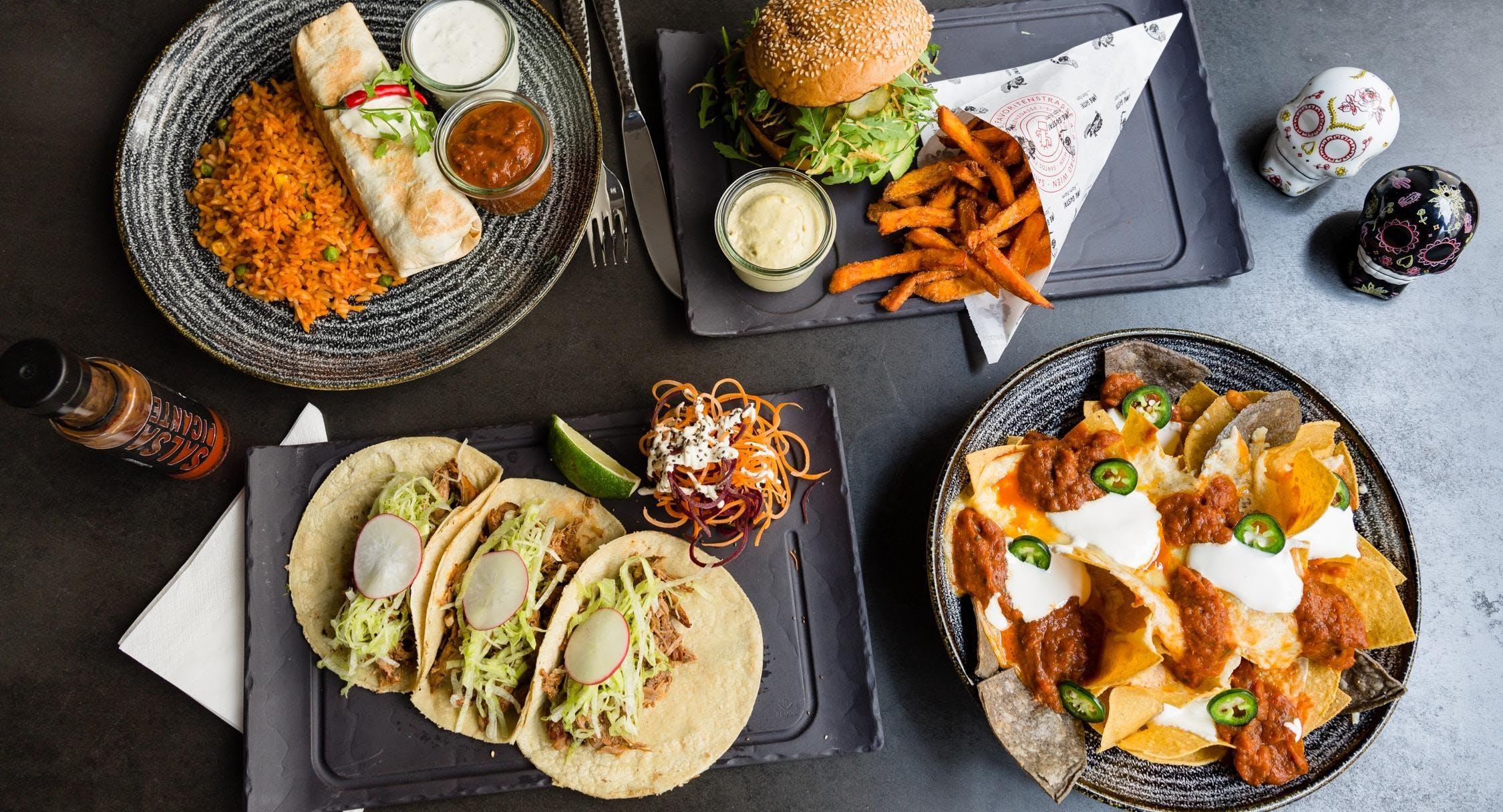 Santos Neubau | Mexican Grill & Bar