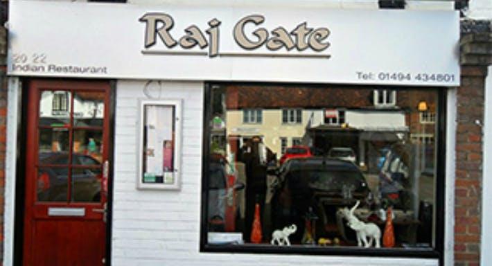 Raj Gate