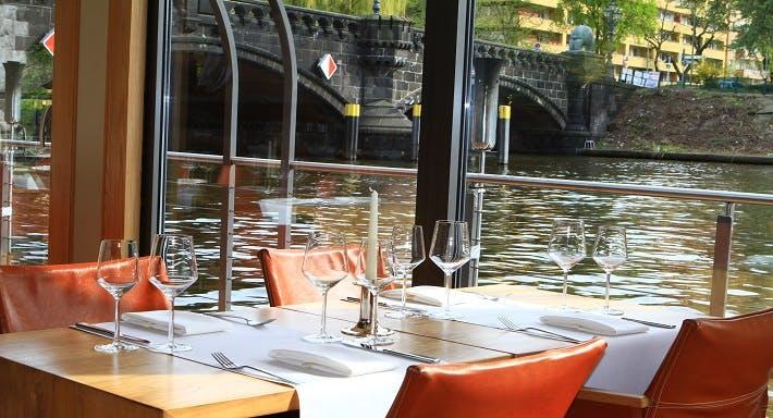 Patio Restaurantschiff