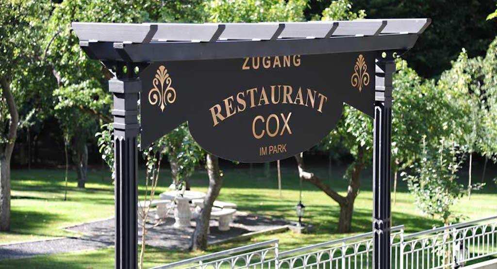 Cox im Park