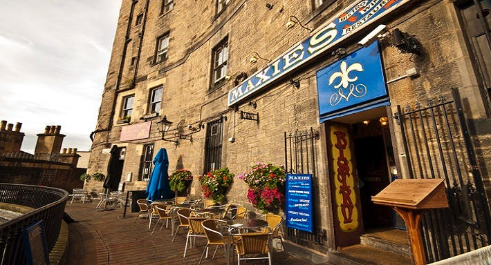 Maxies Bistro Edinburgh image 8