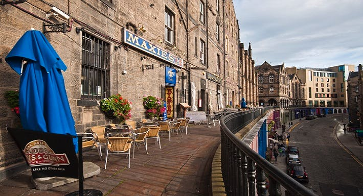 Maxies Bistro Edinburgh image 9