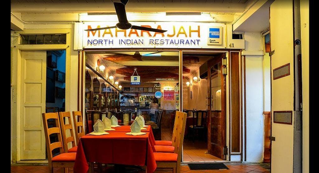 Maharajah Boat Quay