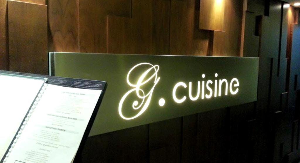 G.Cuisine Hong Kong image 1