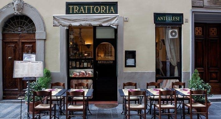 Trattoria Antellesi Florence image 3
