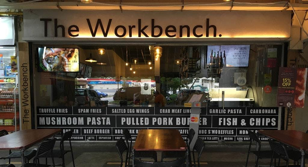 The Workbench Bistro Singapore image 1
