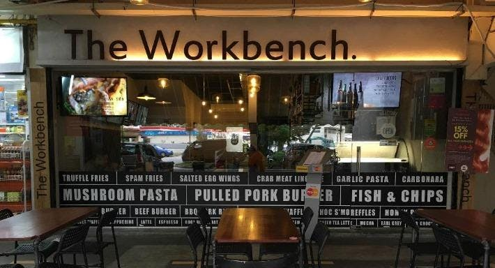 The Workbench Bistro Singapore image 3