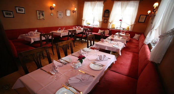 Das Biedermeier Restaurant - Zu ebener Erde und erster Stock