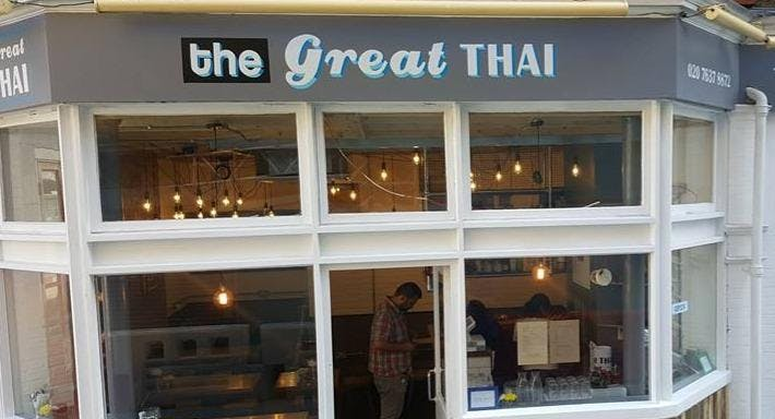 The Great Thai Restaurant