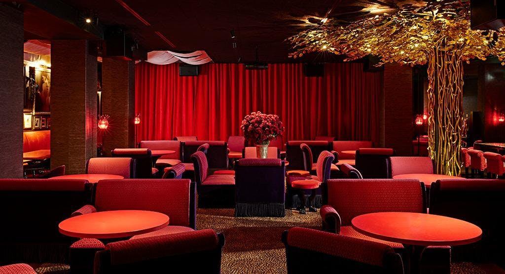 (O) The Salon @ The Vagabond  Club