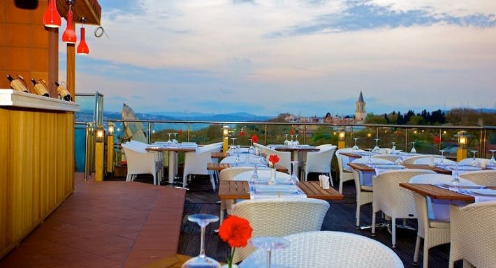 Arden Terrace Restaurant İstanbul image 5