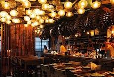 Restaurant ELIA in Tsim Sha Tsui, Hong Kong