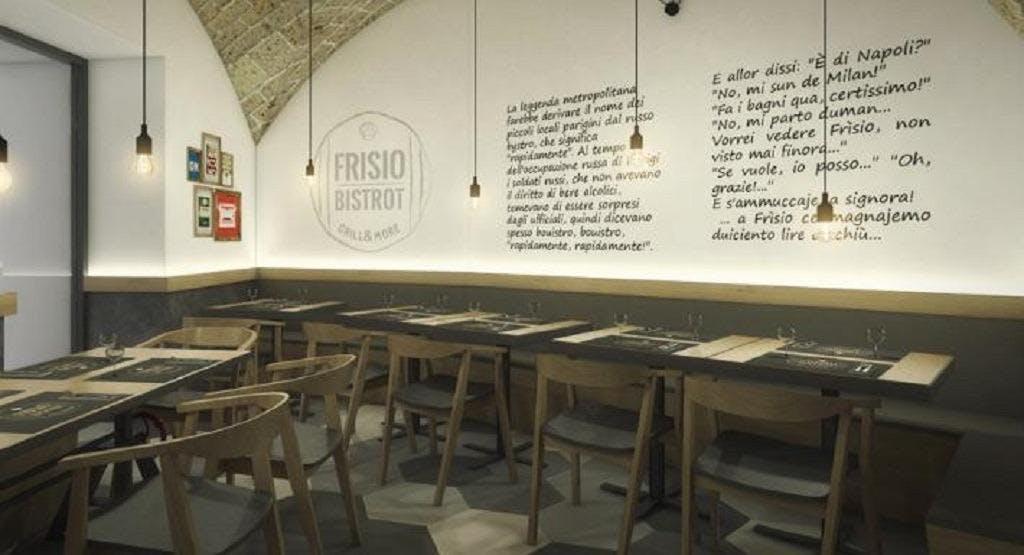 Frisio Bistrot Grill & More Napoli image 1