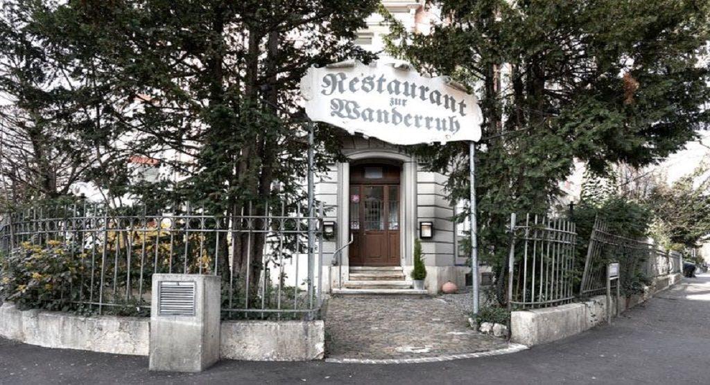 Restaurant zur Wanderruh Basel image 1