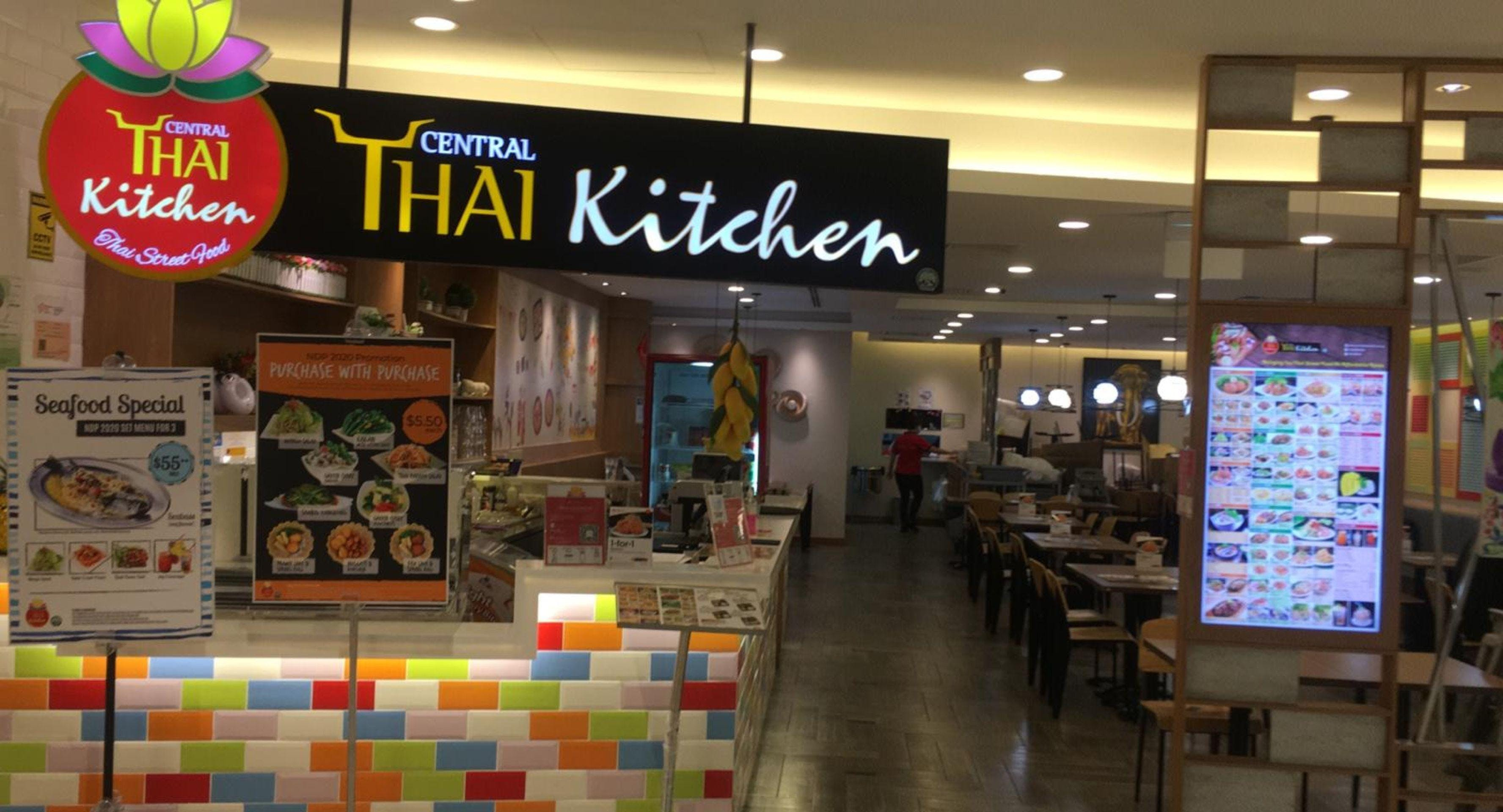 Central Thai Kitchen - City Square Mall