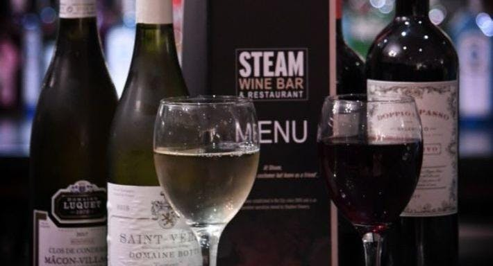 Steam Wine Bar & Restaurant Lontoo image 2