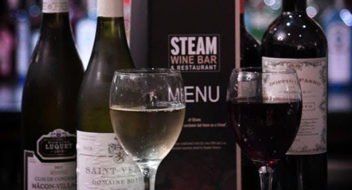 Steam Wine Bar & Restaurant
