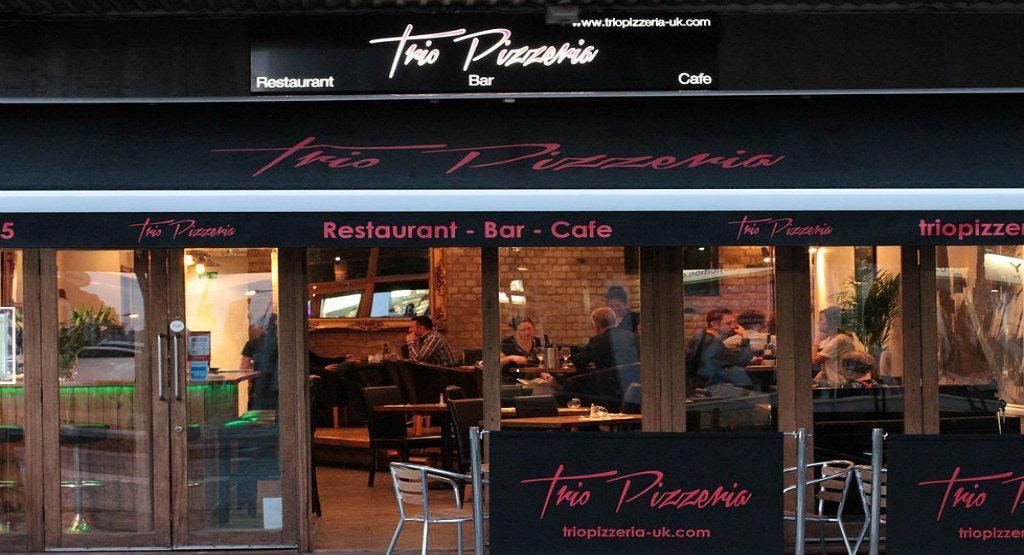 Trio Pizzeria London image 1