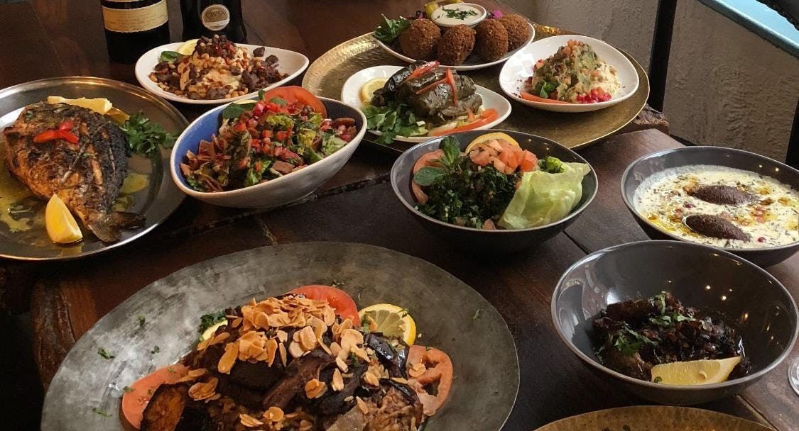 Photo of restaurant Fairuz in Marylebone, London