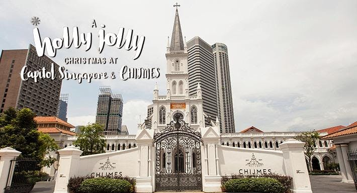 A Holly Jolly Christmas at Capitol Singapore and CHIJMES Singapore image 3