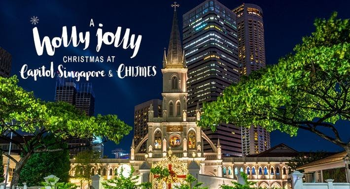 A Holly Jolly Christmas at Capitol Singapore and CHIJMES Singapore image 2